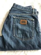 Mens Dolce & Gabbana Jeans (Size 48 / 32) 14 Fit Plaque Logo