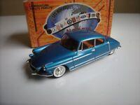 NOREV 1/43 CITROEN DS 19 CHAPRON Le Paris 1958