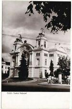 uralte AK Rumänien CLUJ Teatrul National 1961 //07