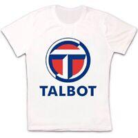 Talbot Logo British Automobile Car Maker Retro Vintage Unisex Cool T Shirt 3003