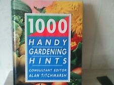 3 Gardening Books