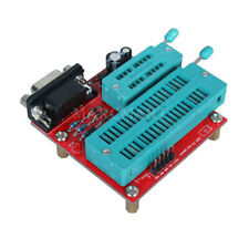 Microchip Pic Jdm Programmer With 40 And 18 Zif Socket