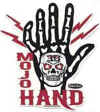 Mojo Hand Sticker Decal Vince Ray VR70