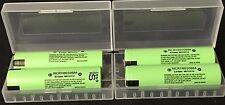 """Brand New """"4""""  Panasonic NCR18650BM 3.7V 3200mAh 18650 Rechargeable  Battery"""
