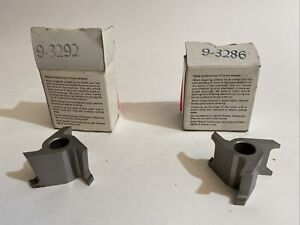 """2 NEW Sears Craftsman 9-3292 & 9-3286 Shaper Cutters for 1/2"""" Spindle - USA"""