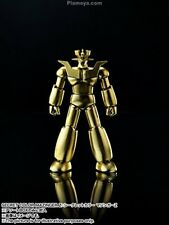 BANDAI Absolute Chogokin Dynamic Series,Mazinger Z Secret Col LIMITED Gold