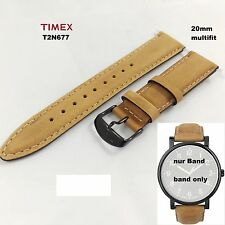 Timex Replacement Band T2N677 Easy Reader Originals - 20mm Spare - Universal