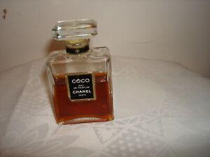 Vtg Original Splash Eau De Parfum  Coco Chanel Paris Commercial Bottle 1.7Fl Oz