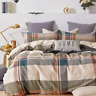 Ardor Sturt 100% Cotton Quilt Cover Duvet Doona Set All Sizes/Ivory