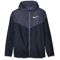 ✅ Nike Men's Reflective Windrunner Running Jacket Size Small NWT AR0257-451