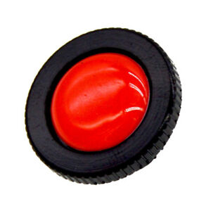 Round Quick Release QR Plate for   Compact Action Tripods Red+Black