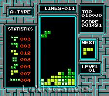 Tetris - The Original Classic NES Nintendo Game