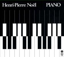 HENRI PIERRE NOEL - PIANO [DIGIPAK] * NEW CD