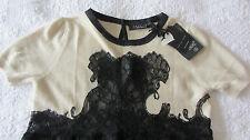 NWT TWIN-SET SIMONA BARBIERI dress size M