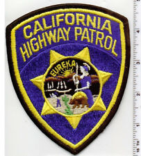 California Highway Patrol - Shoulder Patch from the 1980's