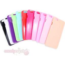 Fundas y carcasas liso de color principal multicolor para teléfonos móviles y PDAs Apple