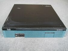 CISCO 2921/K9 V06 Router 15.5 iOS & ccpv 3.5 1 GB DRAM