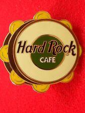 HRC Hard Rock Cafe en línea de eBay exclusivamente auction tambourine le100