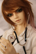 Doll Doctor Metal Stethoscope For BJD 1/3 SD13, SD17,Uncl Doll Accessories AC24