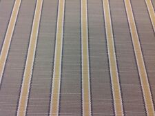 Clarence House Outdoor Upholstery Fabric Sans Souci Stripe/Yellow (34753-2) 5.0Y