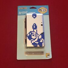 Mega Man 25th Anniversary Comic Con Aluminum Armor Nintendo 3DS Case Capcom