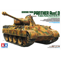 Tamiya 35345 German Tank Panther Ausf. D 1/35
