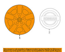 NISSAN OEM 08-09 Rogue Wheels-Wheel Cover 40315JG000