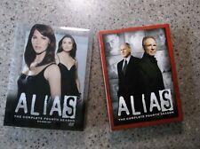 Alias - The Complete Fourth Season (DVD, 2005, 6-Disc Set)