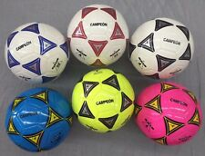 Lot Of 50 Soccer Ball Official Size 4 & Weight 32 Panels Good For Practice