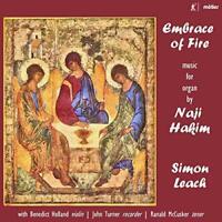Simon Leach - Hakim: Embrace Of Fire [Simon Leach; Ranald McCusker; [CD]