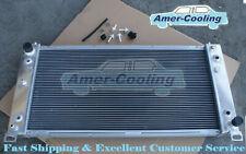 """Aluminium Radiator Chevy Silverado GMC 1500 2500 HD Cadillac Escalade 34""""C"""