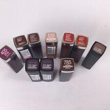 Maybelline ColorSensation Lipstick - Pick A Shade - NEW! W70