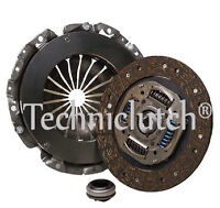3 PIECE CLUTCH KIT INC BEARING 240MM PEUGEOT 207 SW 1.6 HDI