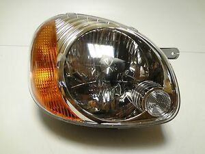 Hyunda Atos PRIME  2001- Right front head lamp lights for right-hand traffic LHD