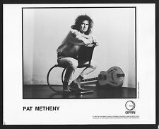 Vintage Original Ltd Edition Promo Photo 8x10 Pat Matheny 1992