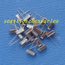 100pcs 30MHZ/30.000 MHz Quartz Crystal Oscillator HC49/S HC-49S Low Profile