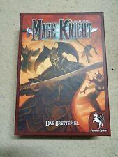 Mage Knight Das Brettspiel Pegasus Spiele Deutsch