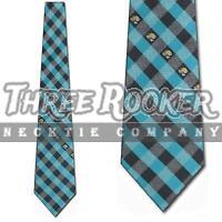 Jacksonville Jaguars Tie Jaguars Neckties Mens Licensed Football Neck Ties NWT