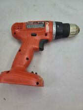 Black And Decker GC1200 12 Volt Cordless Drill NO BATTERY