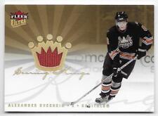 05/06 ULTRA SCORING KINGS JERSEY Alex Ovechkin #SKJAO