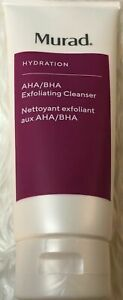 MURAD AHA/BHA Exfoliating Cleanser ~ 6.75 oz / 200 mL ~ SEALED & NEW No BOX