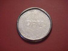 DRM City of Detroit Transportation Corporation Coin Token