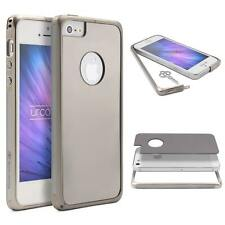 Urcover® LUXURY aluminum mirror Bumper Case Back Cover Protect glass film