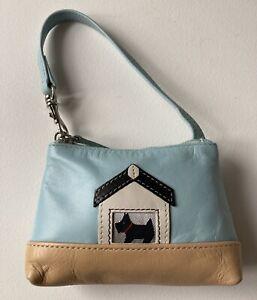 Radley Beach Hut Original Mini Handbag Very Good Condition