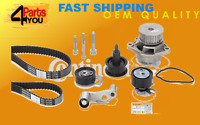 CONTITECH Timing Cam BELT KIT water pump AUDI A2 1,4 16V ALTEA AROSA IBIZA LEON