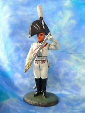 Soldat de plomb 1er empire - Officier garde du corps  Prusse 1806 - Toy soldier