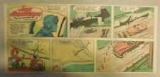Jack Armstrong The All American Boy by Bob Schoenke 1/23/1949 Third Size Page !