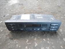 Bmw 320i 2002 Calentador controles, coche usado parte