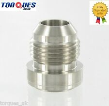AN -10 (AN10) Male Stainless Steel Weld On Fitting Bung