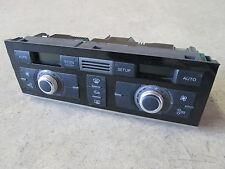 Klimabedienteil Klimabetätigung Heizungsbedienteil AUDI A6 4F 4F1820043H Steuerg